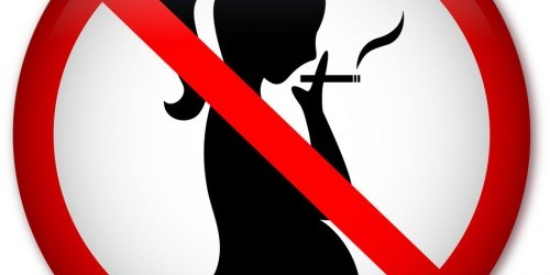 La nicotina en el embarazo